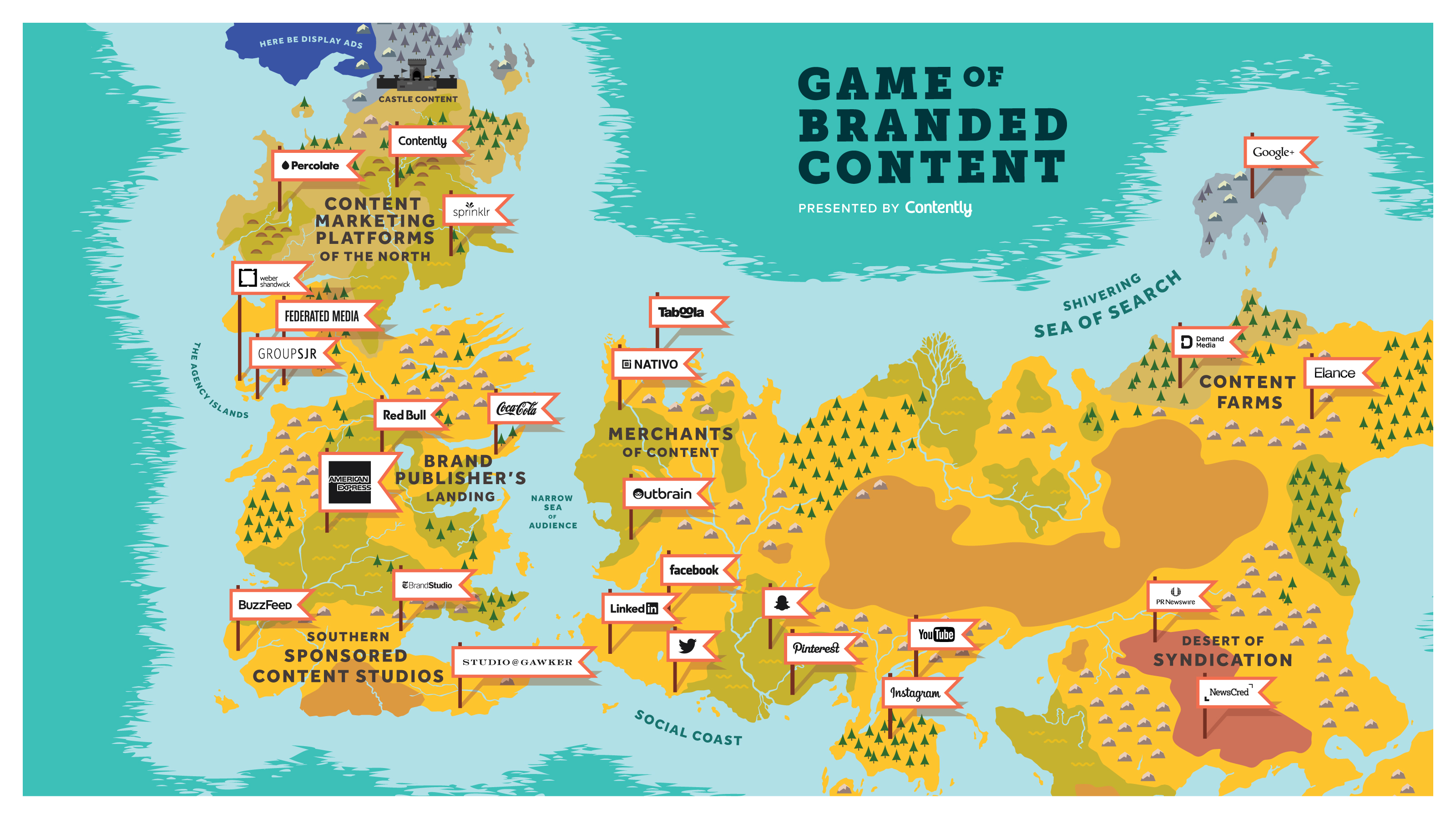 Your guide to content marketing, Game of Thrones style   JR Lisk on world map, guild wars 2 map, best map of essos, best united states map, best vegas map, clash of kings map, best westeros map, best gorge map,